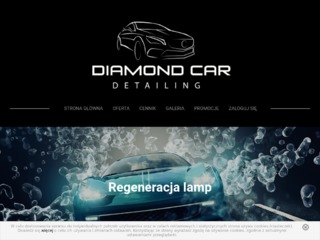 Diamond Car Detailing - regeneracja lamp